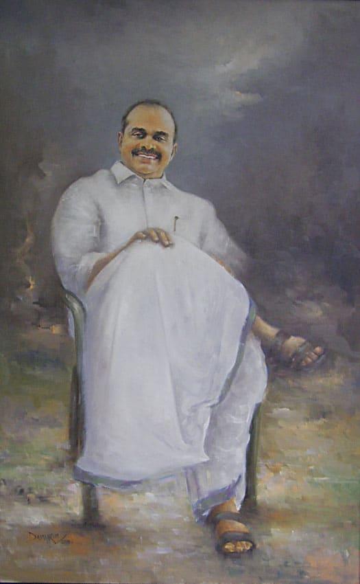Dr YS Rajashekhar Reddy